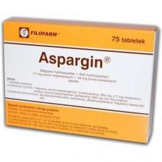 ASPARGIN 0,5G * 75 TABL        /FILOFARM