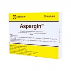 ASPARGIN 0,5G * 50 TABL        /FILOFARM
