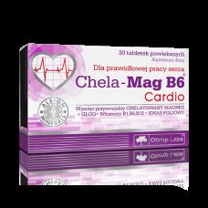 CHELA-MAG B6 CARDIO*30 TABL.