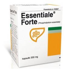 ESSENTIALE FORTE 0,3G * 50 KAPS.