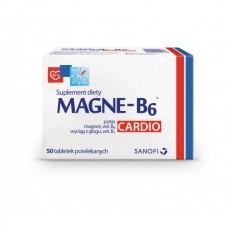 MAGNE-B6 CARDIO*50 TABL.